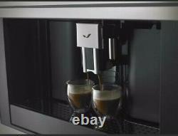 Jenn-Air JBC7624BS Built-In Coffee Espresso machine Stainless Steel