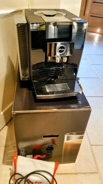 Jura 15423 Z10 Bean To Cup Automatic Coffee Machine Does Cold Brew