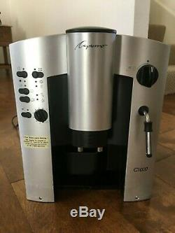 Jura Capresso C1000 Automatic Coffee & Espresso Combo Silver