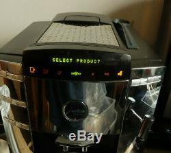 Jura Capresso Impressa F9 Chrome Super Automatic Espresso Machine Coffee Maker