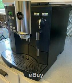 Jura Capresso Impressa S7 Coffee & Espresso Center Works Great Swiss Machine