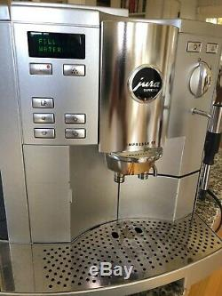 Jura Capresso Impressa S8 Automatic Espresso/ Coffee Machine