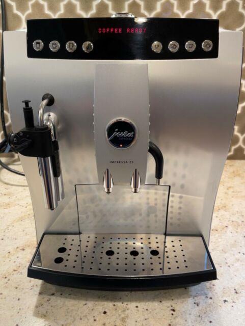 Jura Capresso-impressa Z5 Fully Automatic Coffee Espresso Center