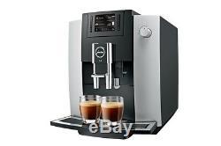Jura E6 Automatic Coffee Center, Cappuccino/Espresso Machine Chrome
