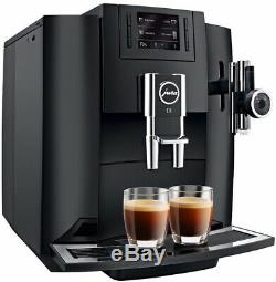 Jura E8 Espresso Machine with Knox Milk Frother and Coffee Accessory Bundle