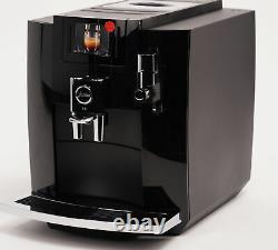 Jura E8 Smart Espresso Coffee Machine 15270 Piano Black