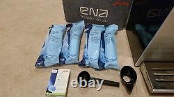 Jura ENA 9 One Touch Automatic Coffee Espresso Machine with accessories