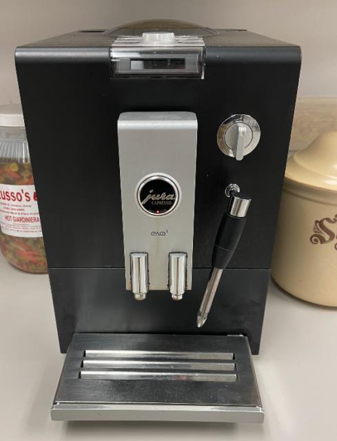 Jura Ena 3 Coffee, Espresso, Cappuccino Automatic Machine