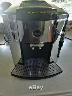 Jura F9 IMPRESSA Automatic Coffee Machine