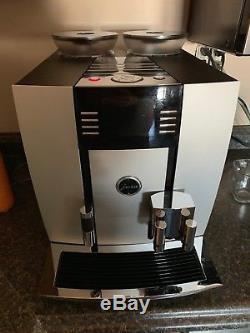 Jura Giga 5 UL Aluminium Coffee Espresso Latte Cappuccino Macchiato Machine