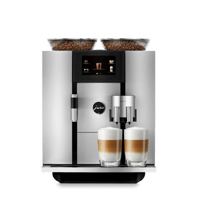 Jura Giga 6 Automatic Coffee Maker, Aluminum