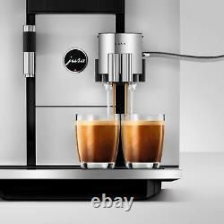 Jura Giga 6 Automatic Coffee Maker, Aluminum (See Description for Details)