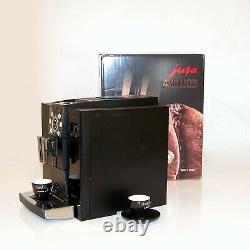 Jura IMPRESSA F7 Automatic Espresso Machine Coffee Center 13709 Black Switzerlan