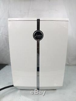 Jura Impressa J5 Capresso Espresso shot Cappuccino Coffee Machine Piano White