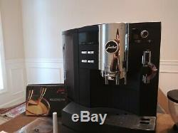 Jura Impressa XS90 One Touch 13429 Automatic Espresso Coffee Center + FULL SET