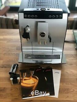Jura Impressa Z5 One Touch Bean To Cup Coffee Machine Working