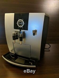 Jura J5 capresso Impressa Espresso shot Cappuccino Coffee maker machine