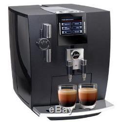 Jura J80 Espresso Machine, Makes Coffee, Cappuccino, Espresso and More, NO TAX