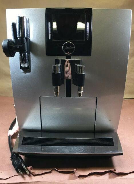 Jura J9 Espresso Coffee Machine Impressa J9.3
