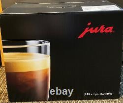 Jura S8 Automatic Coffee & Espresso Machine Moonlight Silver 15210