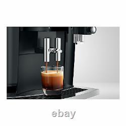 Jura S8 Automatic Coffee and Espresso Machine Piano Black 15358