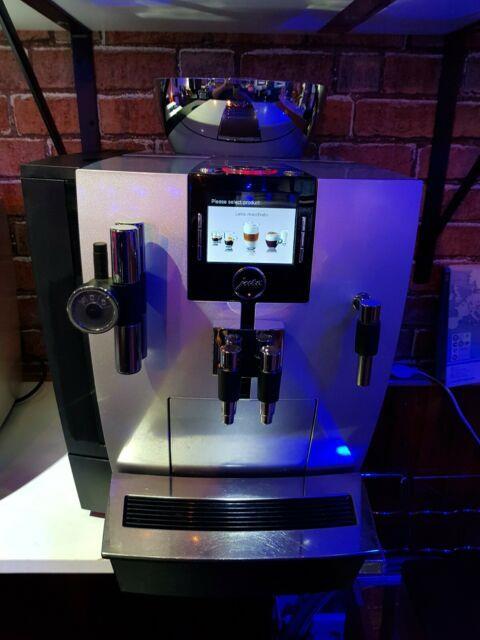 Jura Xj9 Professional Coffee Machine Bean To Cup