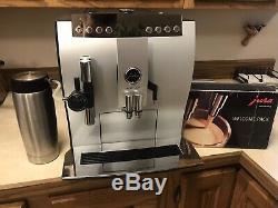 Jura Z7 Espresso/Coffee Machine
