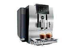 Jura Z8 Aluminum Touch Screen Automatic Coffee Center #15192 Brand New