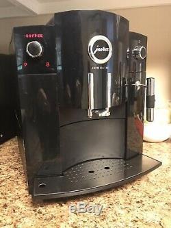 Jura automatic coffee machine C60