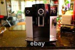 Jura automatic coffee machine impressa c 65