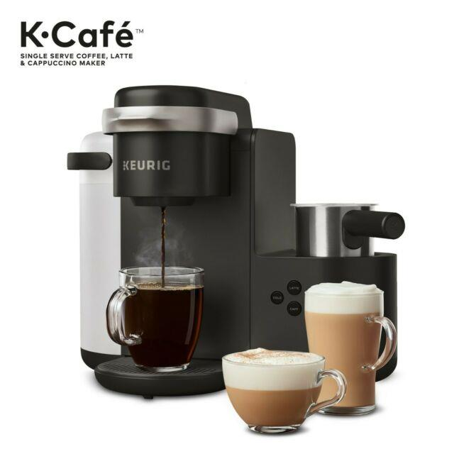 Keurig K-cafe Single Serve K-cup Pod Coffee, Latte And Cappuccino Maker