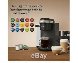Keurig K-Café Special Edition Single Serve Coffee&Cappuccino Maker free 96 pods