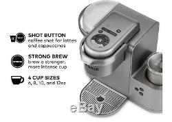 Keurig K-Cafe Special Edition Single Serve Coffee Latte Cappuccino FREE 48 pods