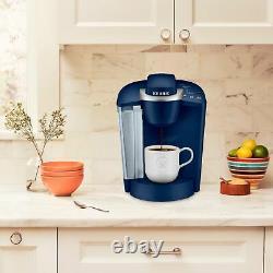 Keurig K-Classic K50 Single Serve K-Cup Pod Coffee Maker Patriot Blue
