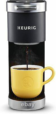Keurig K-Mini Plus Single Serve K-Cup Pod Coffee Maker, with 6 to 12oz Brew Size