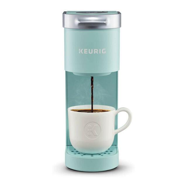 Keurig K-mini Single Serve Coffee Maker (oasis)