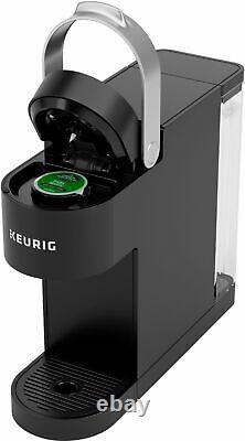 Keurig K-Slim Single-Serve K-Cup Pod Coffee Maker Black