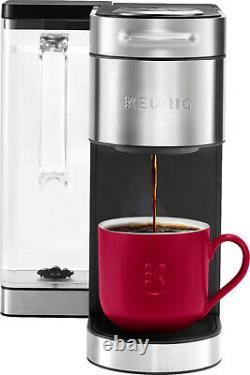 Keurig K-Supreme Plus Coffee Maker Stainless Steel