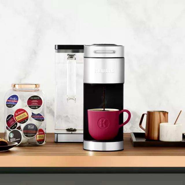 Keurig K-supreme Plus Single Serve Coffee Maker Multistream Technology
