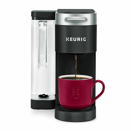 Keurig K-supreme Single Serve K-cup Pod Coffee Machine Black