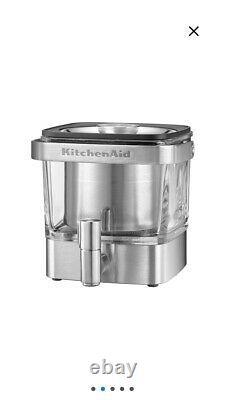 KitchenAid Cold Brew Coffee Maker Silver