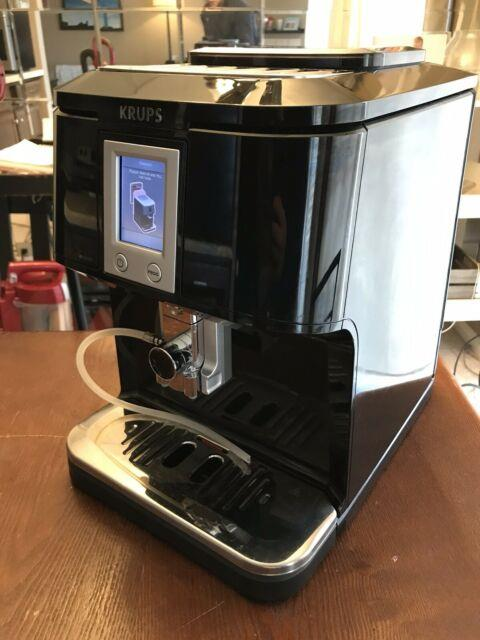 Krups 2-in-1 Espresso And Cappuccino Machine Fully Automatic Coffee Machine