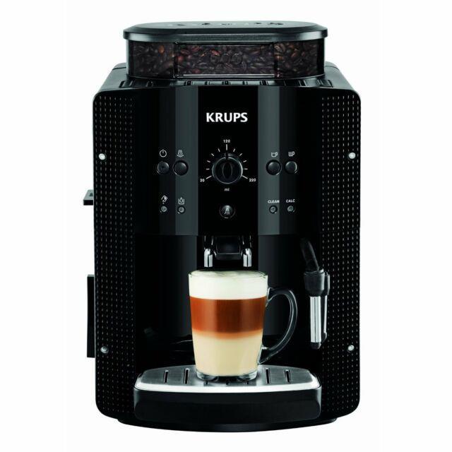 Krups Ea8100 Automatic Coffee Machine 60.9oz 15 Bar Cappuccinoplus-düse
