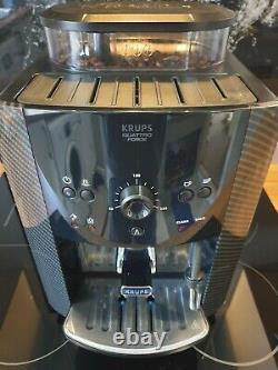Krups EA811K40 Arabica 1.7L 15 Bar 1450W Bean to Cup Coffee Machine OFFERS