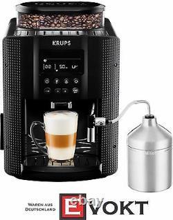 Krups EA8160 Fully Automatic Espresso Coffee Machine Black 1450W Genuine New