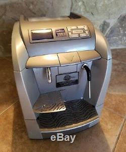 LAVAZZA BLUE COMMERCIAL ESPRESSO CAPPUCCINO COFFEE MAKER MACHINE - Read