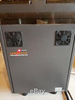LOT OF 2 Schaerer Ambiente 15 SO Espresso Coffee/Cappuccino Machine