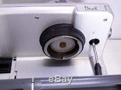 La Pavoni Club Combo DUET Espresso Machine Cappuccino Maker Coffee Grinder Grey
