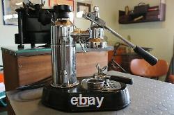 La Pavoni Europiccola 1979 macchina caffè espresso coffee lever CAPPUCCINO Italy