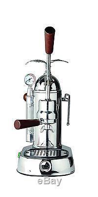 La Pavoni GRL Gran Romantica Manual Lever Espresso Coffee & Cappuccino Machine